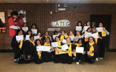 CATEC Celebrates National School Choice Week