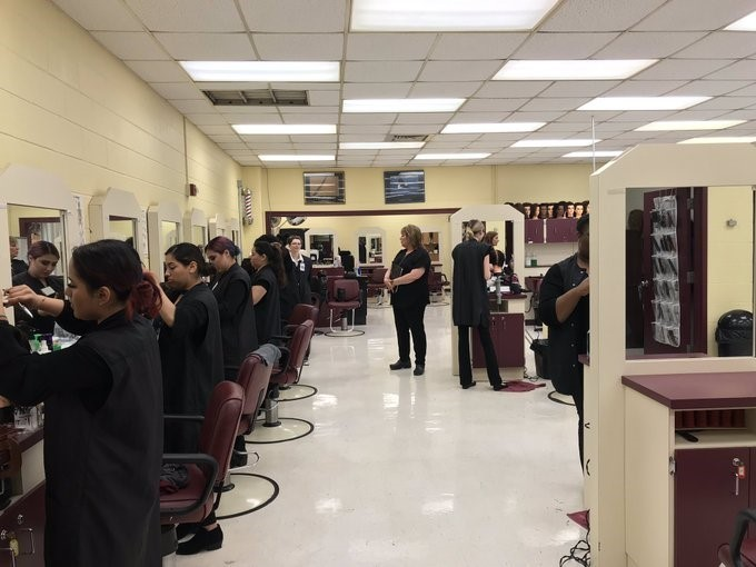 CATEC Celebrates its Cosmetology Program as Part of National Hairdresser Appreciation Day