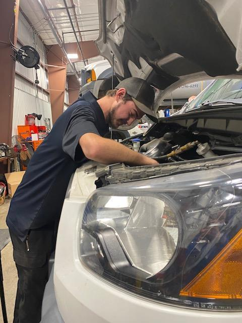 Auto Service Tech Student Benefits from Hands-On Internship During Pandemic Shutdown