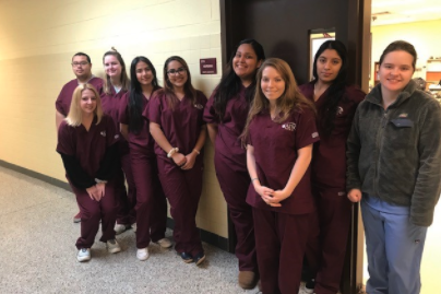 CATEC Recognizes Its Certified Nurse Aide Program As Students Begin Clinicals