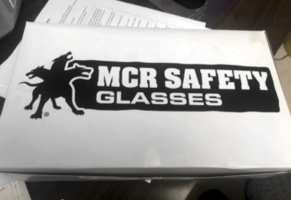 Charlottesville Elks Lodge Donates 350 Pairs Of Safety Glasses